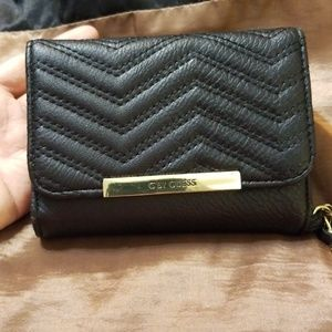 G by Guess sloan tech wristlet